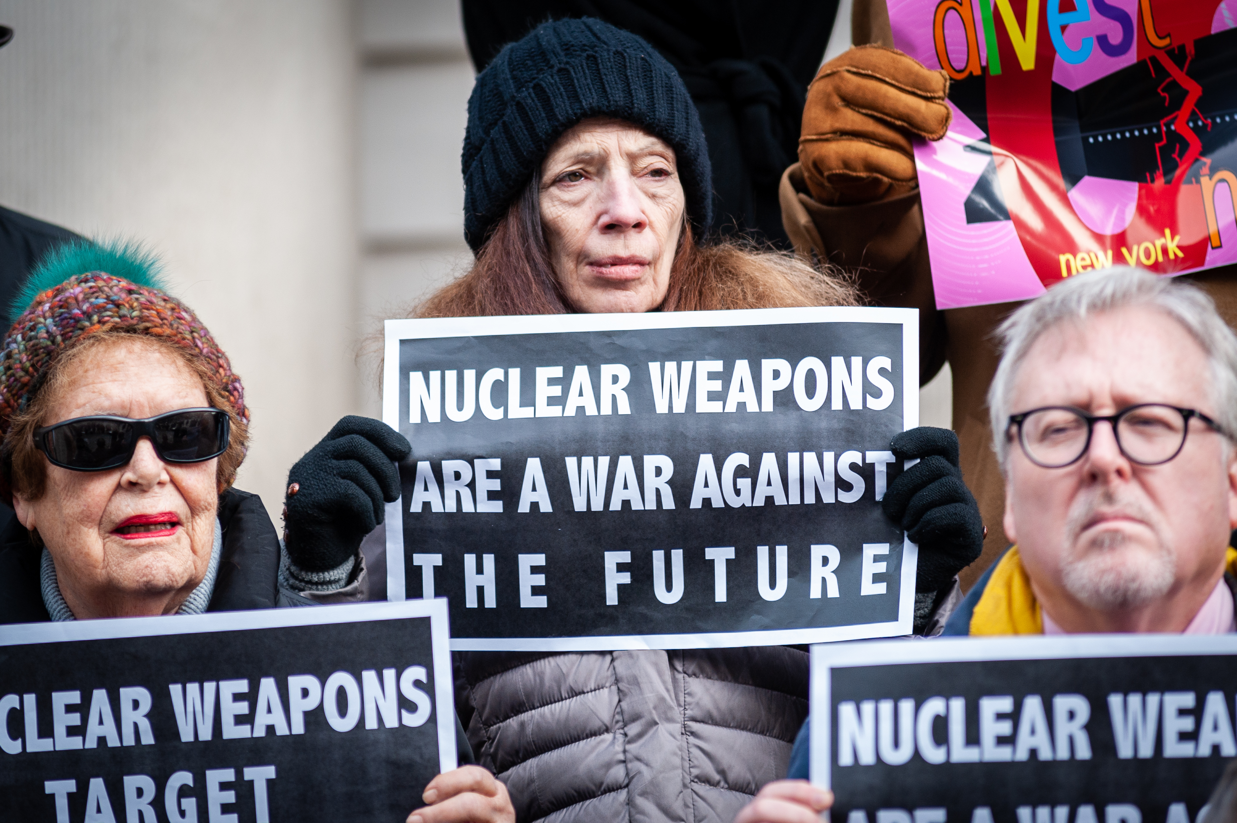 Nuclear Weapon PA Images