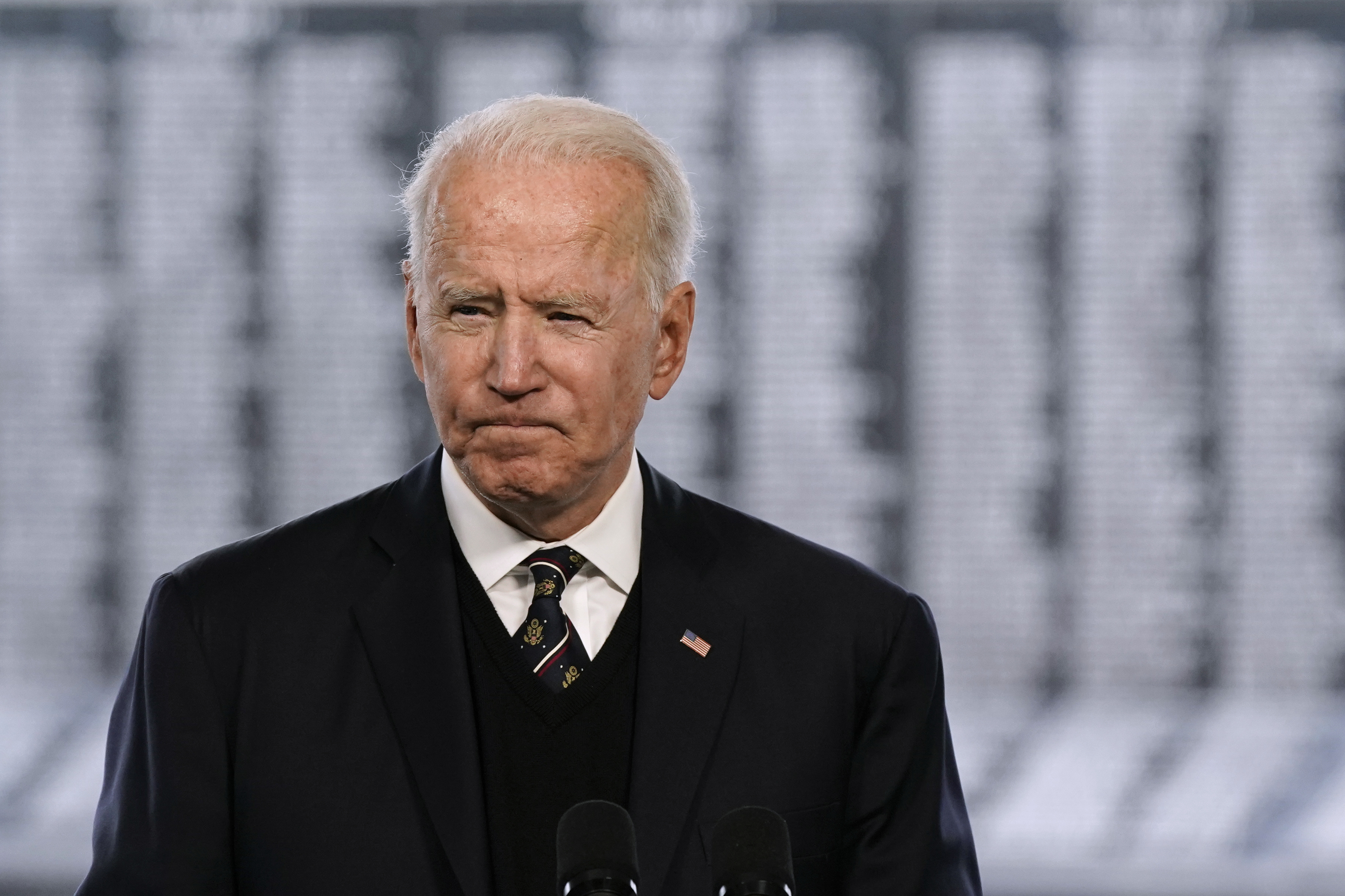 Biden revoked the permit earlier this year. (PA Images)