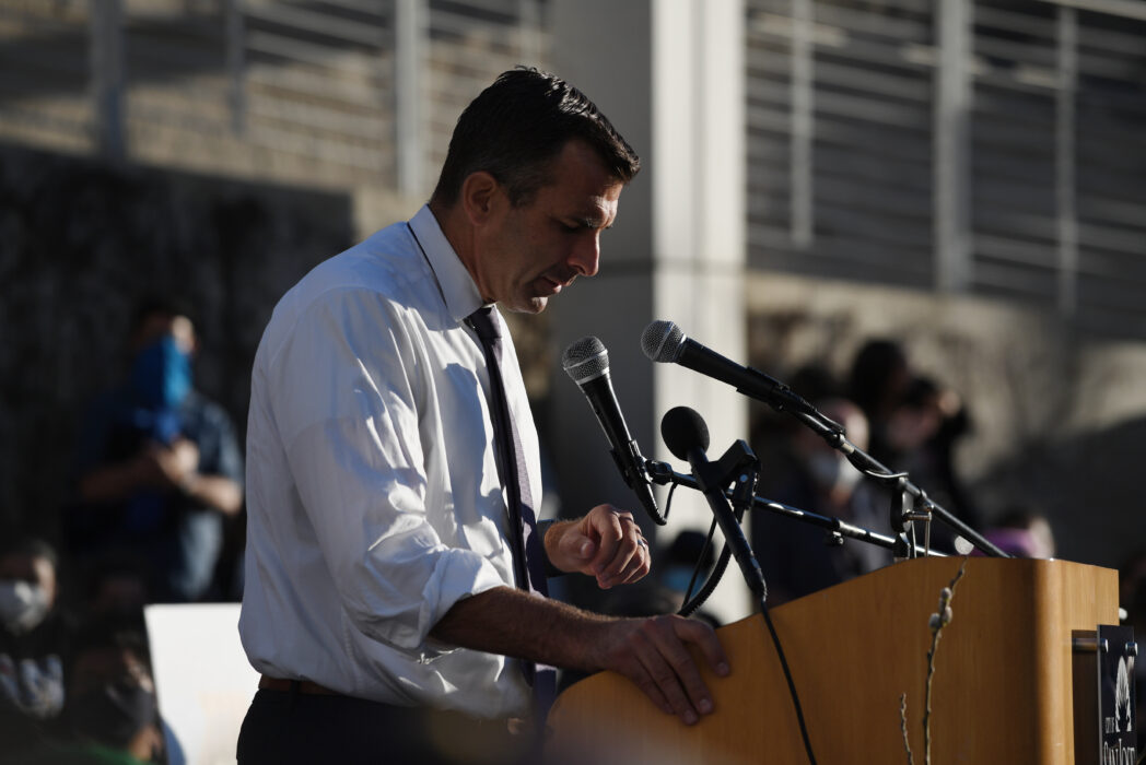 Sam Liccardo proposes first-of-a-kind gun restrictions (PA Images)