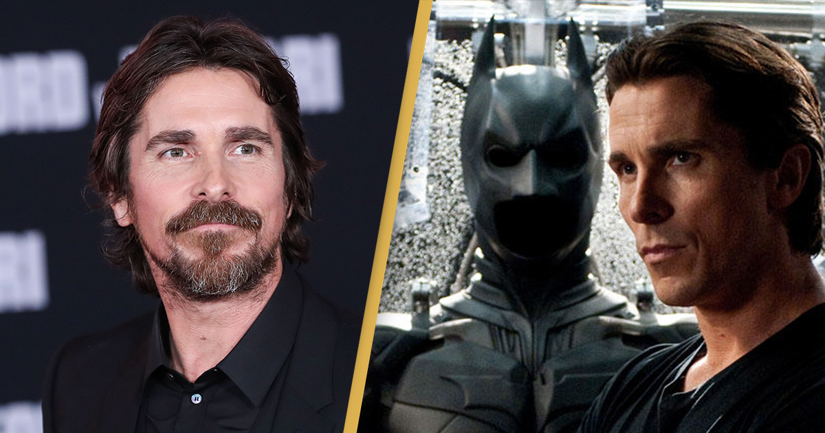 Christian Bale Reveals Devastating Reason He Can't Watch The Dark Knight Trilogy Anymore