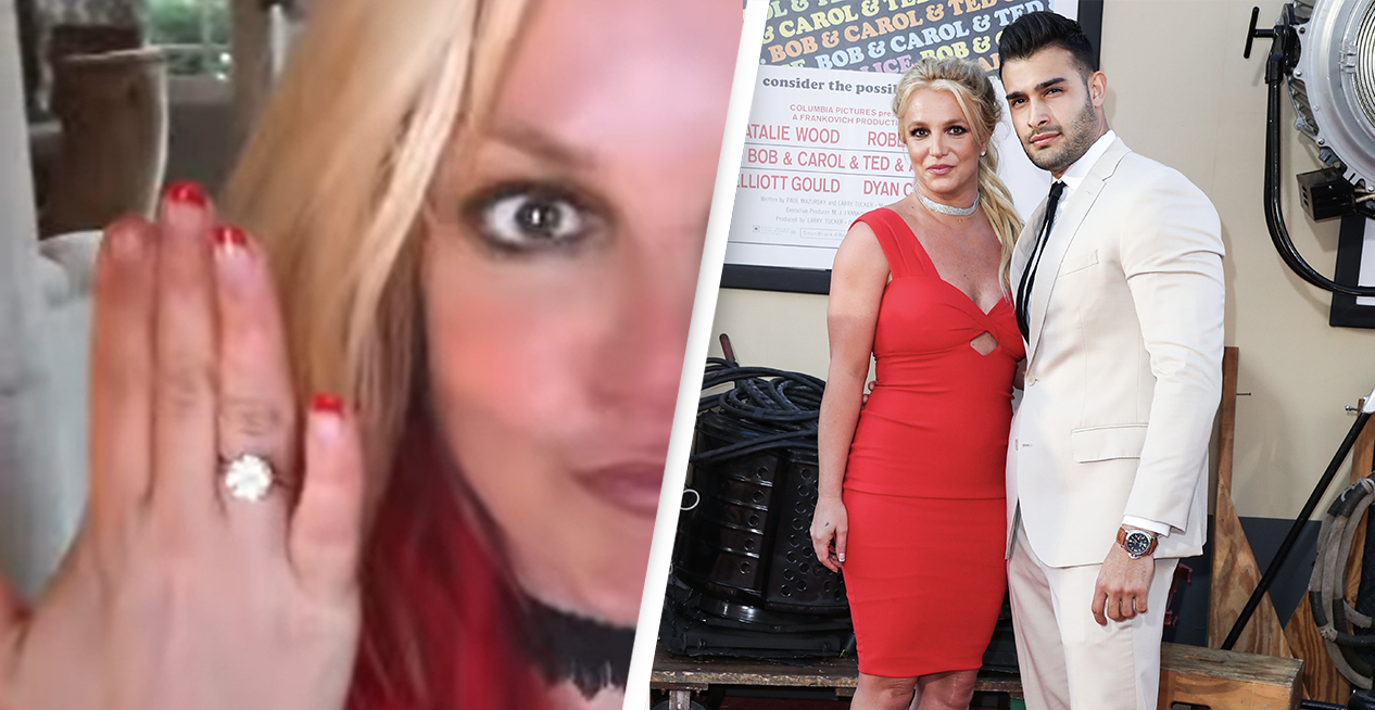 Britney Spears' Fiancé Makes Jokes In Response To Trolls Asking About Prenup