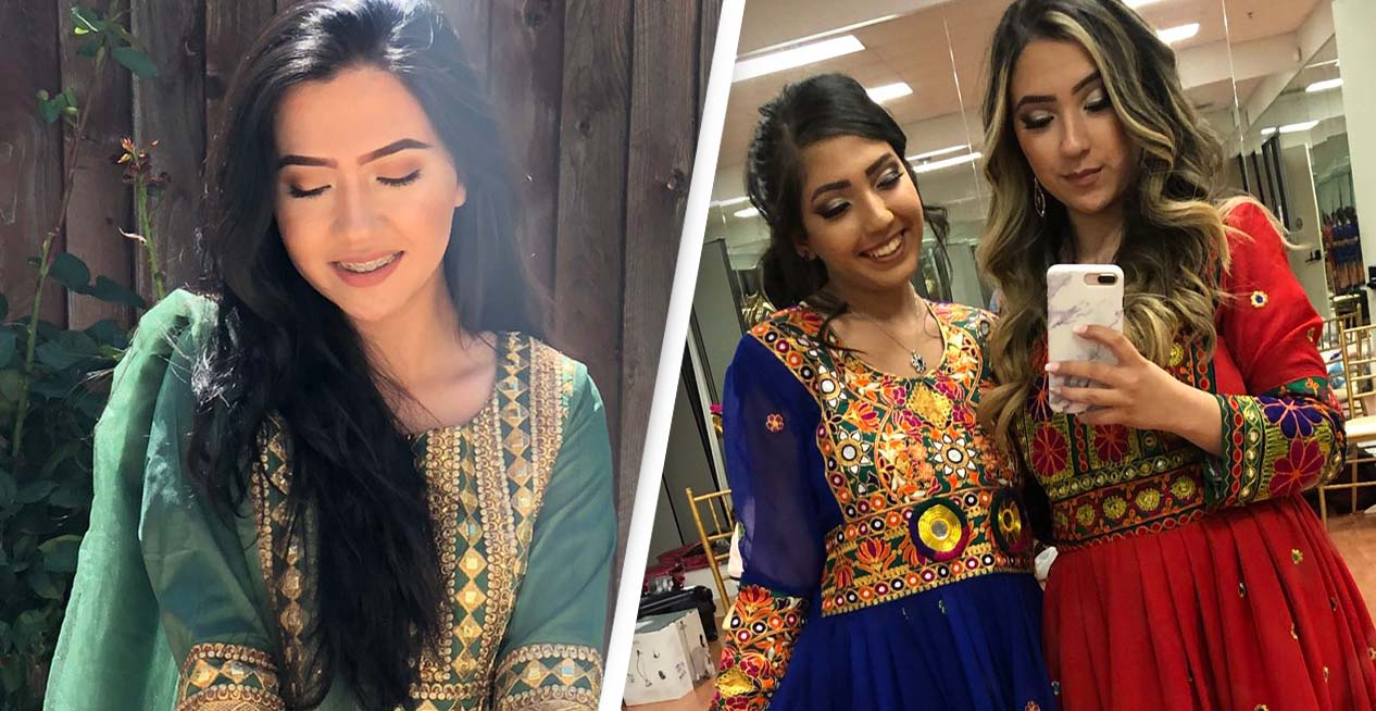'Do Not Touch My Clothes' Trends As Afghan Women Stand Up Against Taliban Dress Code