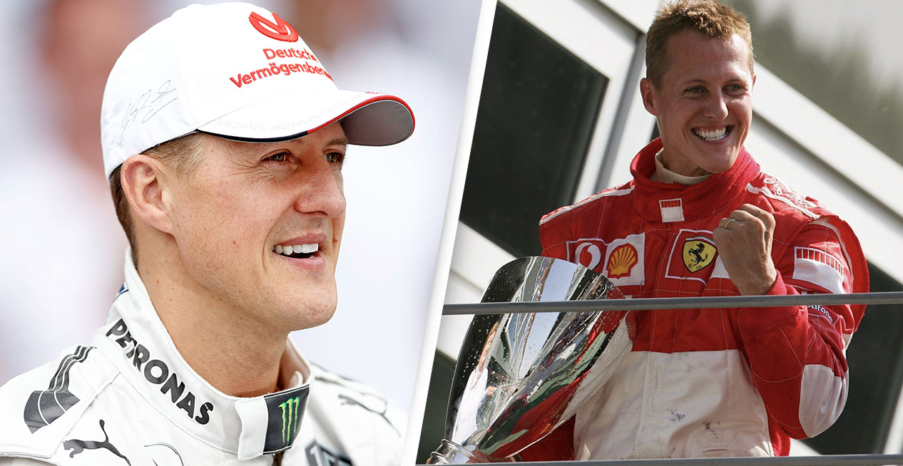 Michael Schumacher Will 'Slowly And Surely Improve', According To Rare Update From Close Friend