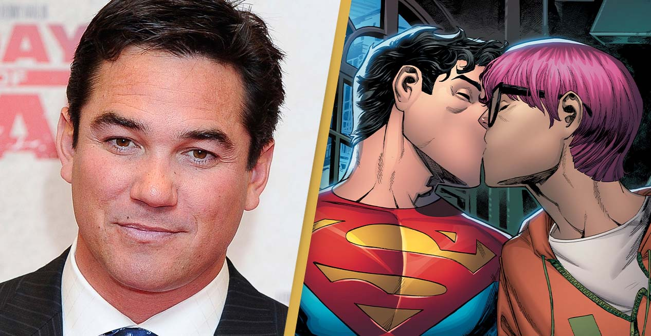 """Former Superman Actor Dean Cain Slams DC Comics For """"Bisexual"""" Announcement About Superhero: """"It's Not Bold or Brave"""""""