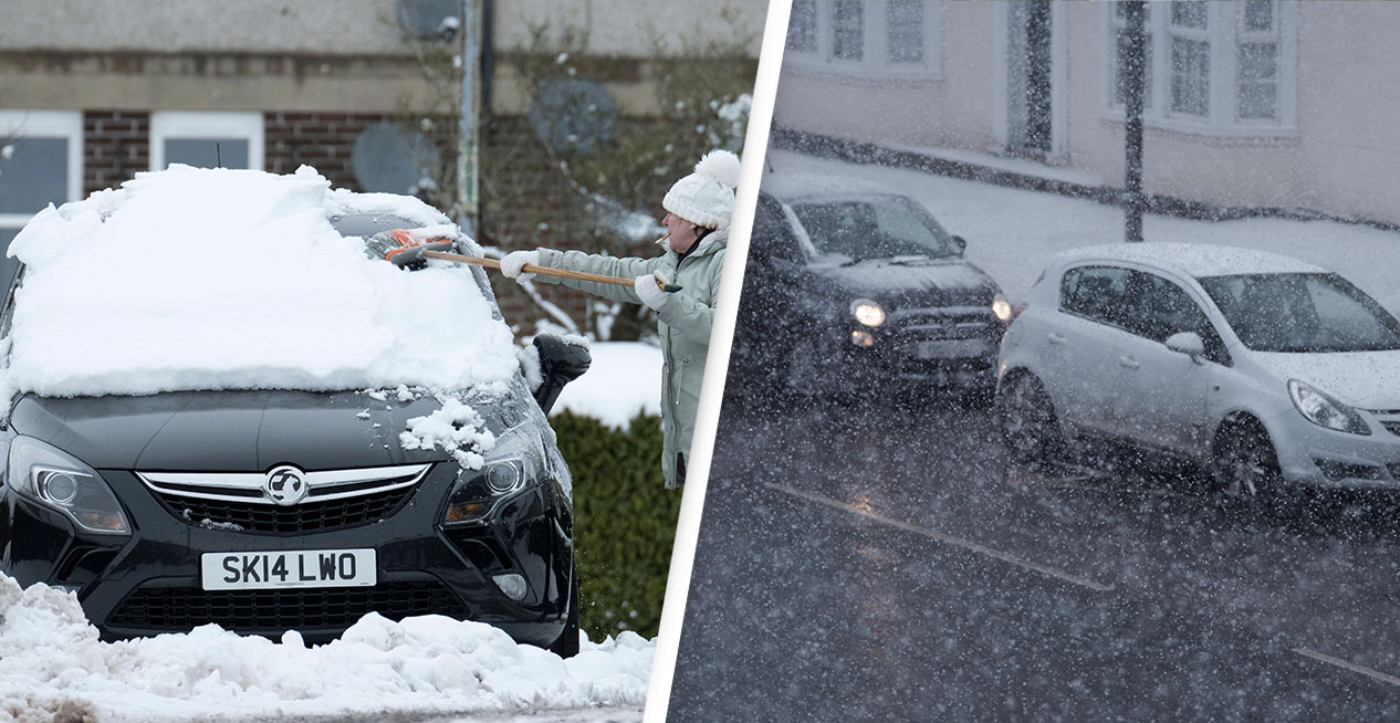Prepare Your Car For Winter To Avoid Up To £10,000 In Fines