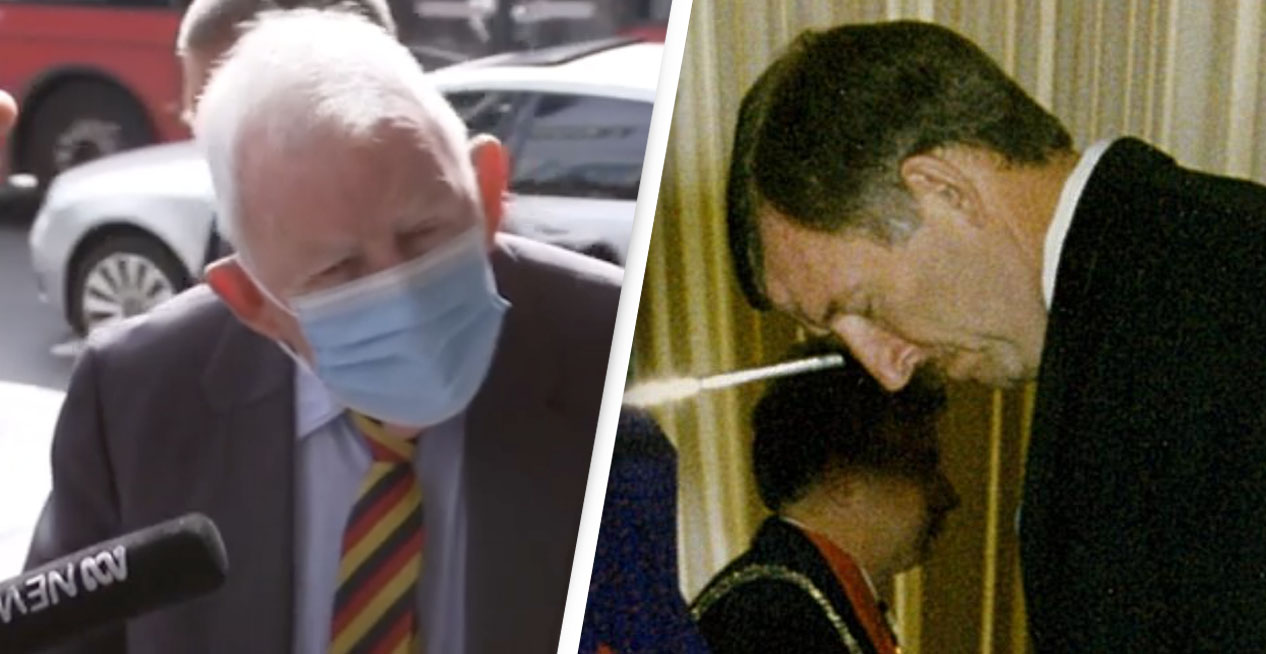 Ronald Brierley Sentencing - AP/NZ Government, Office of the Governor-General