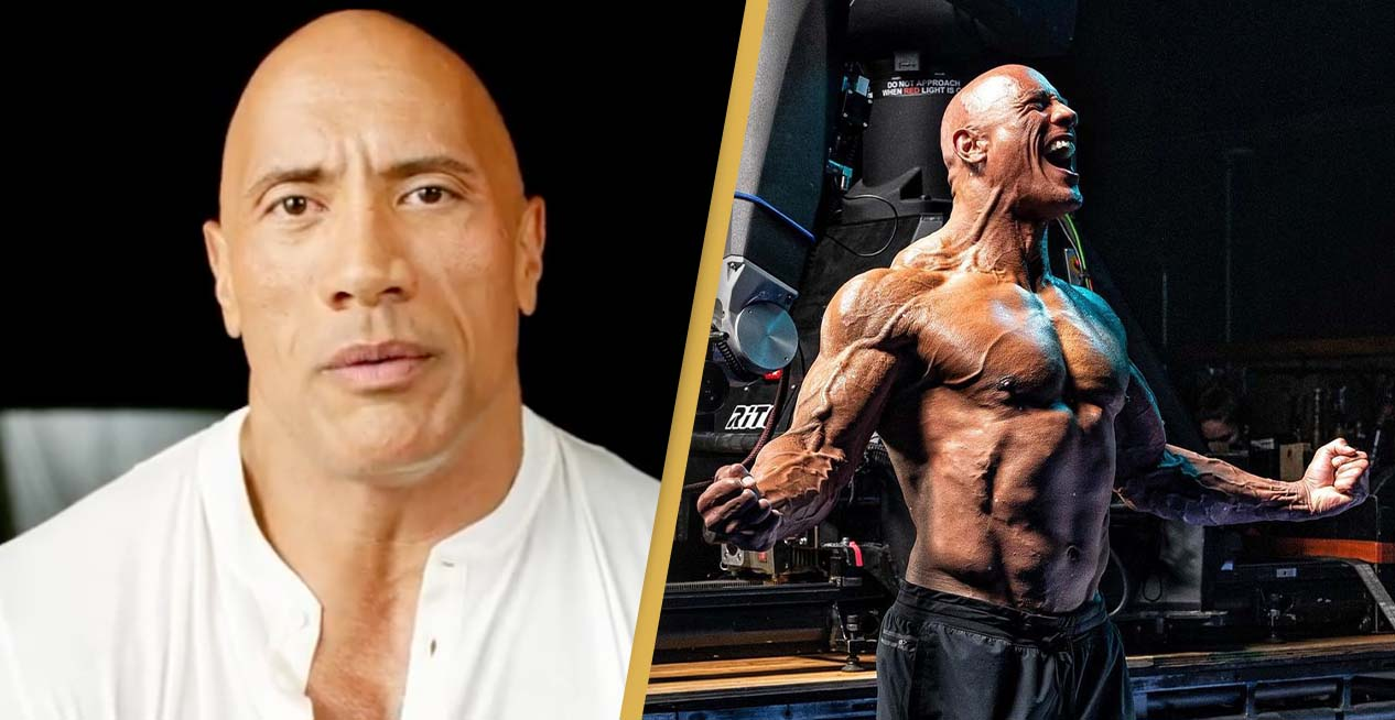 The Rock Reveals The One Thing He Wants To Be Remembered By When He's Gone